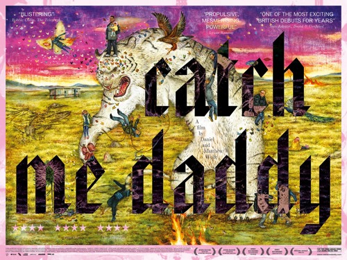 Catch Me Daddy film poster