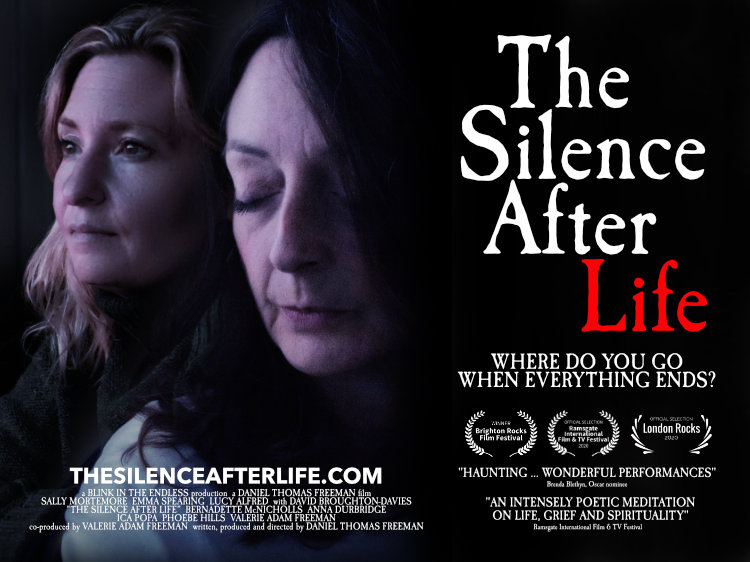 The Silence After Life film poster